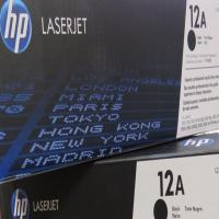 کارتریج hp مدل 12A درجه کیفیت: دو