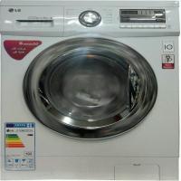 ماشین لباسشویی ال جی نقره ای با ظرفیت 7 کیلوگرم