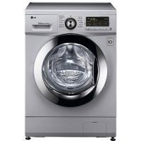 ماشین لباسشویی ال جی سفید با ظرفیت 8 کیلوگرم