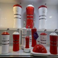 سرویس پاسماوری 12 پارچه قرمز Mbco مدل کمر باریک
