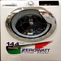 ماشین لباسشویی زیرو وات سفید 8 کیلو 1300 دور