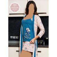 لباس زنانه روبدوشام 21773