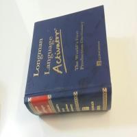دیکشنریlongman language Activator