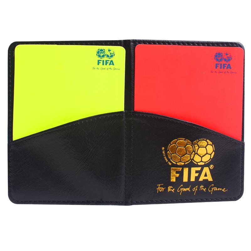 کارت زرد و قرمز فیفا