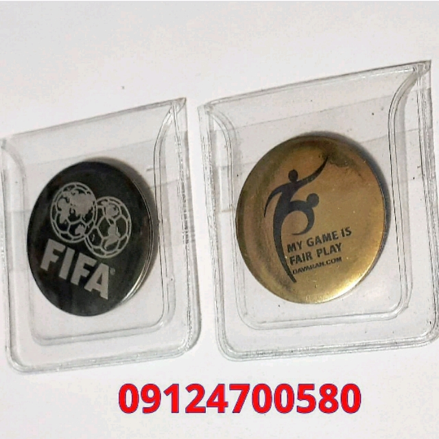 سکه استیل فیفا