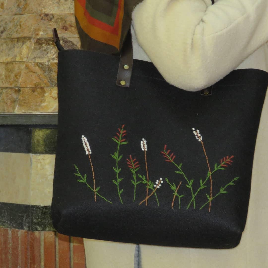 فروش ویژه کیف نمدی