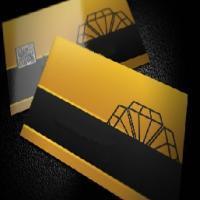 کارت ویزیت با روکش سلفون براق بوشهر