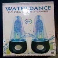 اسپیکر واتر دنسینگ( رقص آب)