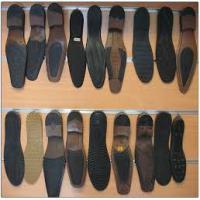 مواد اولیه کفش-زیره کفش