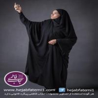 چادر حجاب - زینت (مدل جلابیب) کن کن