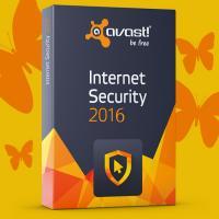 آنتی ویروس اورجینال آواست نسخه internet security 2016