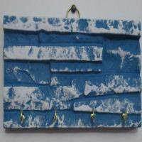 جا ی دسته کلید دیواری طرح هوما – 4 قلابه بزرگ