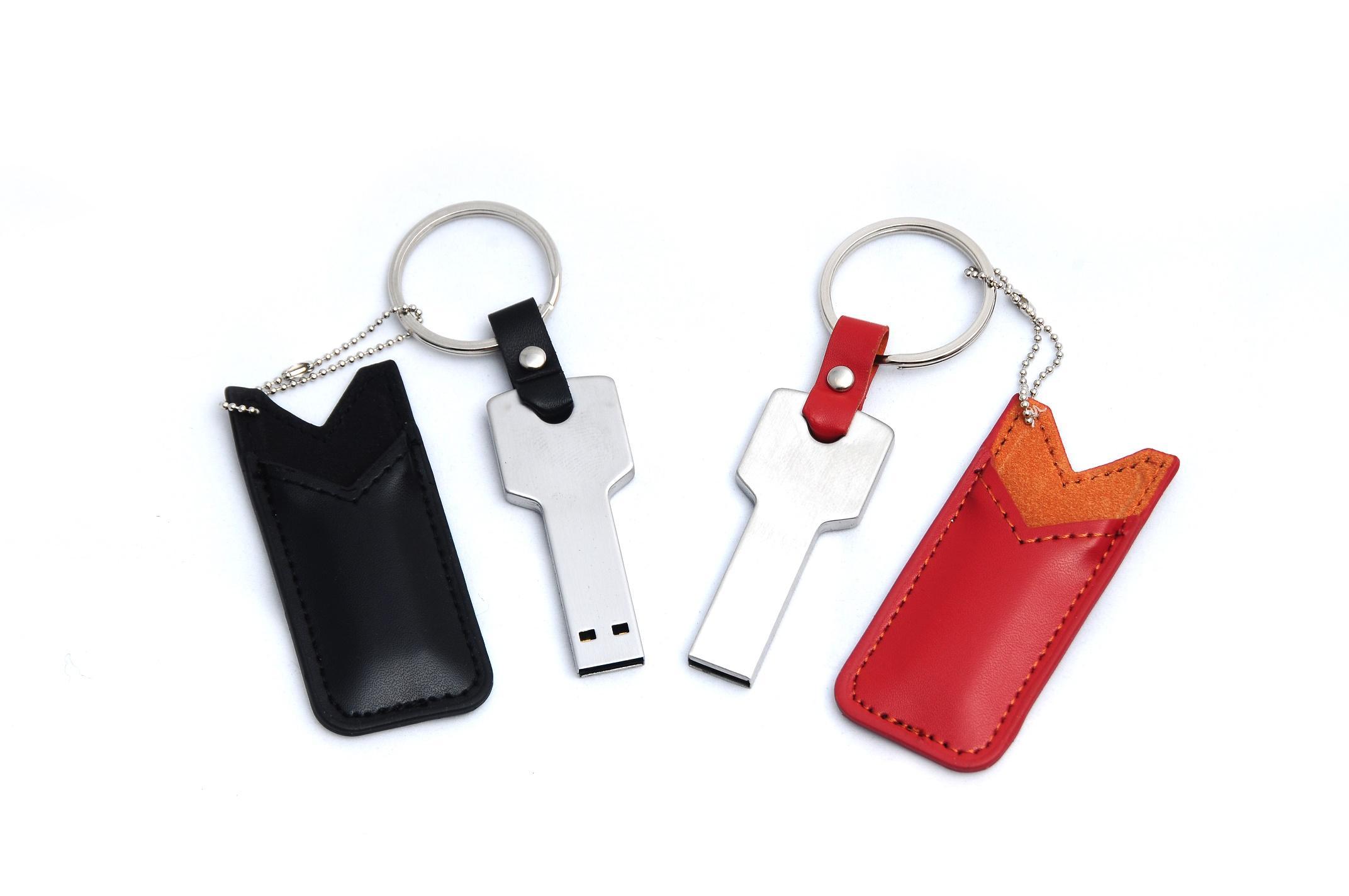 فلش مموری (کلیدی با کیف چرم)