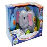 فیل حباب ساز کنترلی موزیکال متحرک