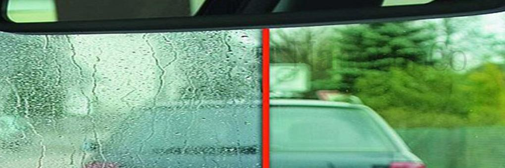 محافظ نانوی شیشه خودرو