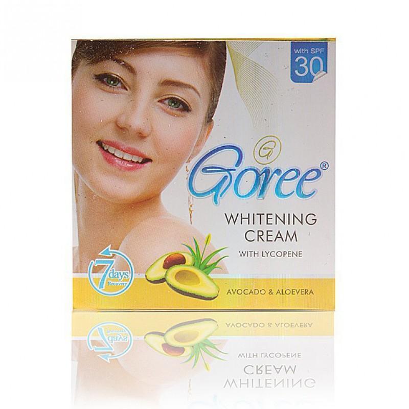 کرم  و صابون روشن کننده و سفید کننده پوست گوری