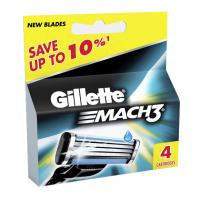 تیغ یدک ژیلت مچ تربو Gillette MACH 3 TURBO