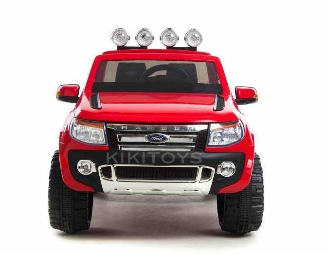 ماشین شارژی کی کی - FORD قرمز