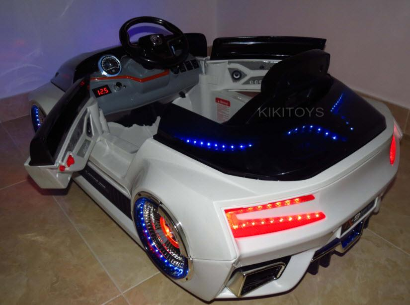 ماشین شارژی کی کی - Audi R9