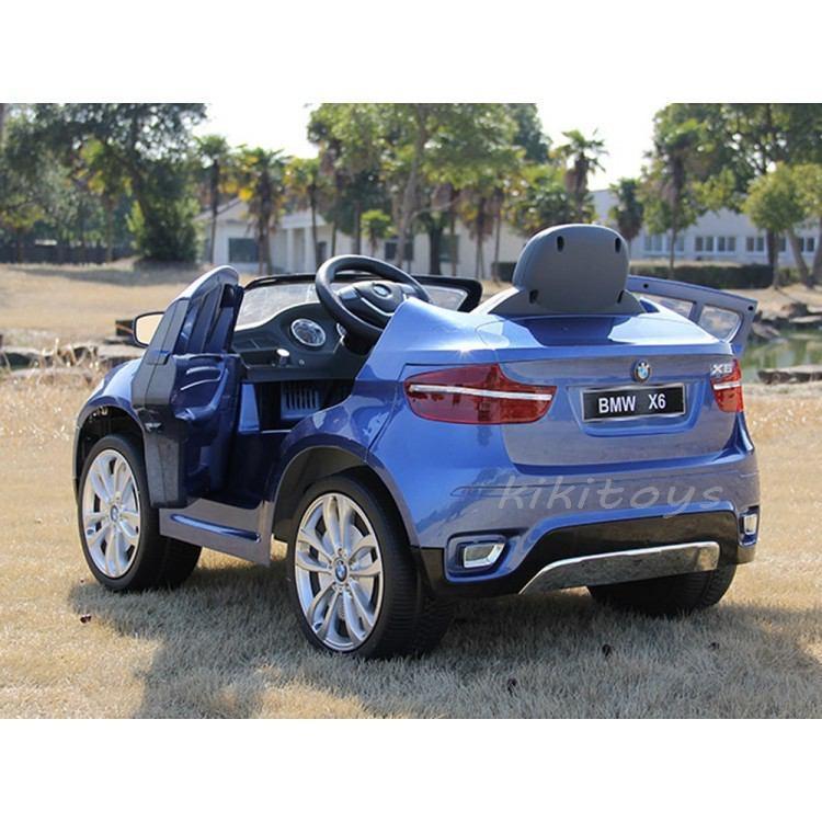 ماشین شارژی کی کی -  BMW X6 متالیک