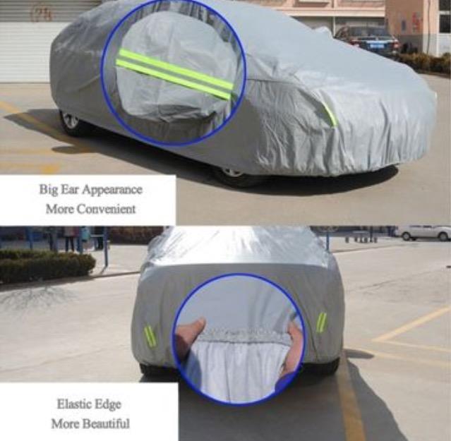 چادر ضد اب خارجی