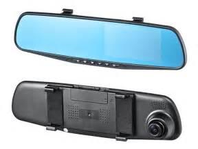 اینه ی ماشین مانیتور دار مجهز به دو دوربین