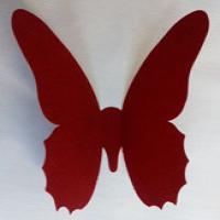پروانه تزئینی شماره 5