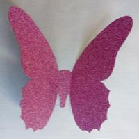 پروانه تزئینی شماره 3