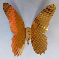 پروانه تزئینی شماره 7