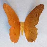 پروانه تزئینی شماره 8