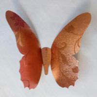 پروانه تزئینی شماره 10