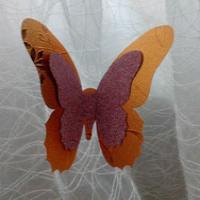 پروانه تزئینی شماره 114