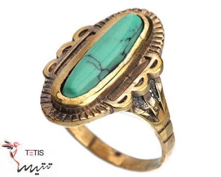 انگشتر زنانه ماتیسا تتیس