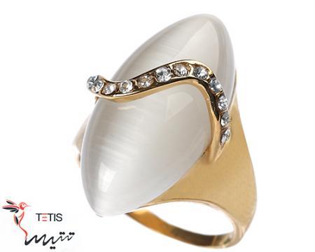 انگشتر زنانه ریحانا تتیس