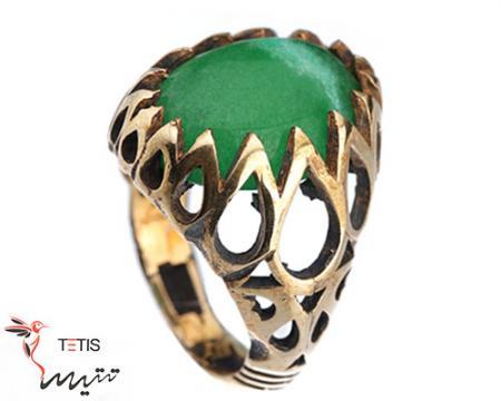 انگشتر مردانه آترین تتیس