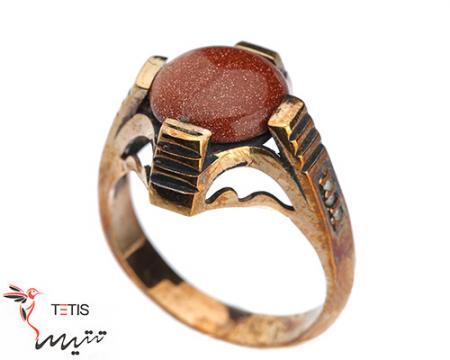 انگشتر مردانه آبتین تتیس