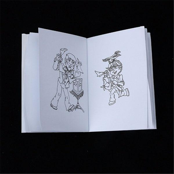 دفتر نقاشی جادویی