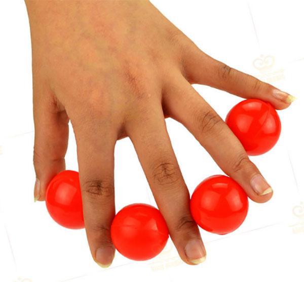 تبدیل یک توپ به چهار توپ