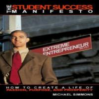 بیانیه ی موفقیت دانشجو – مایکل سیمونز
