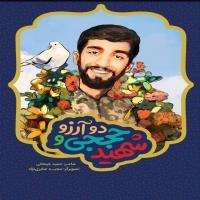 شهید حججی و دو آرزو
