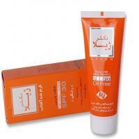 کرم ضد آفتاب فاقد چربی رنگی SPF 30 دکتر ژیلا (بژ متوسط)