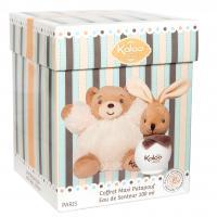 ادوسنتور Vanille Chocolat کلو 100 میل همراه عروسک خرس