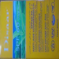 ضد آفتاب دیسار ++ Spf60PA   بی رنگ