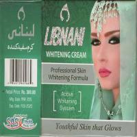 کرم سفید کننده لبنانی