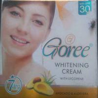 کرم سفید کننده گوری Goree