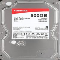 TOSHIBA 500GB P300 HDWD105 HARD DISK