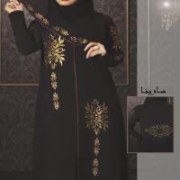 مانتو عربی مدل سارینا