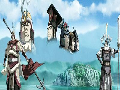 سری جدید کارتون افسانه 3 برادر دوبله فارسی