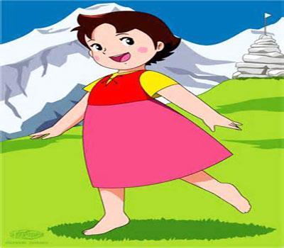 کارتون هایدی دوبله فارسی(کیفیت عالی)