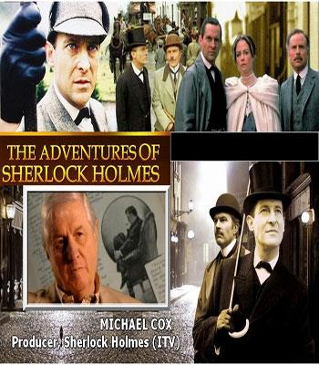 مجموعه سریال قدیمی شرلوک هولمز دوبله فارسی